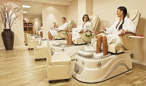 Do not get overwhelmed when choosing a pedicure chair